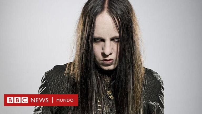Joey Jordison, founding drummer of Slipknot, dies at 46 - BBC News