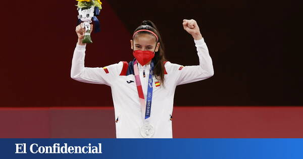 From Jackie Chan to Tokyo silver: Spanish sport sees a star in Adriana Cerezo