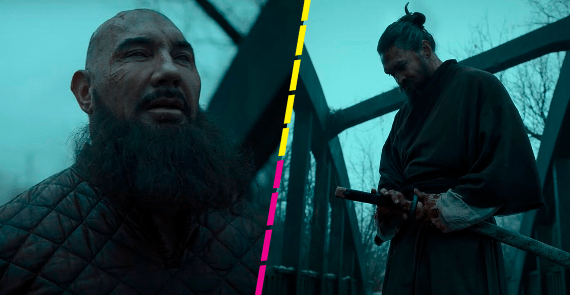 Check out the trailer for the second season of 'See' with Jason Momoa and Dave Bautista