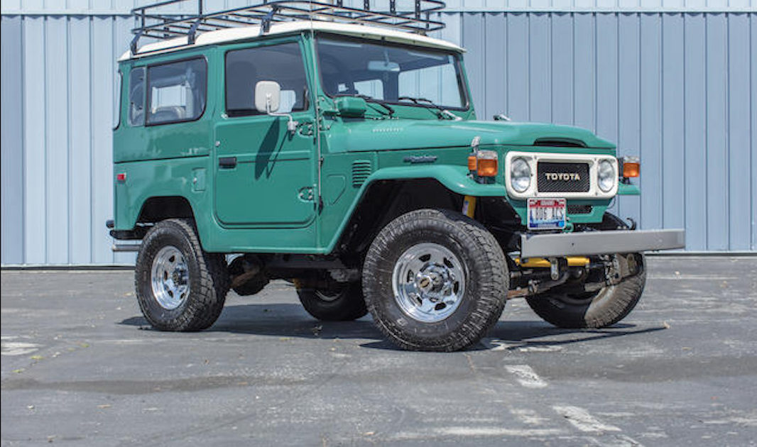 1627675136 Tom Hanks will auction his Land Cruiser and of course