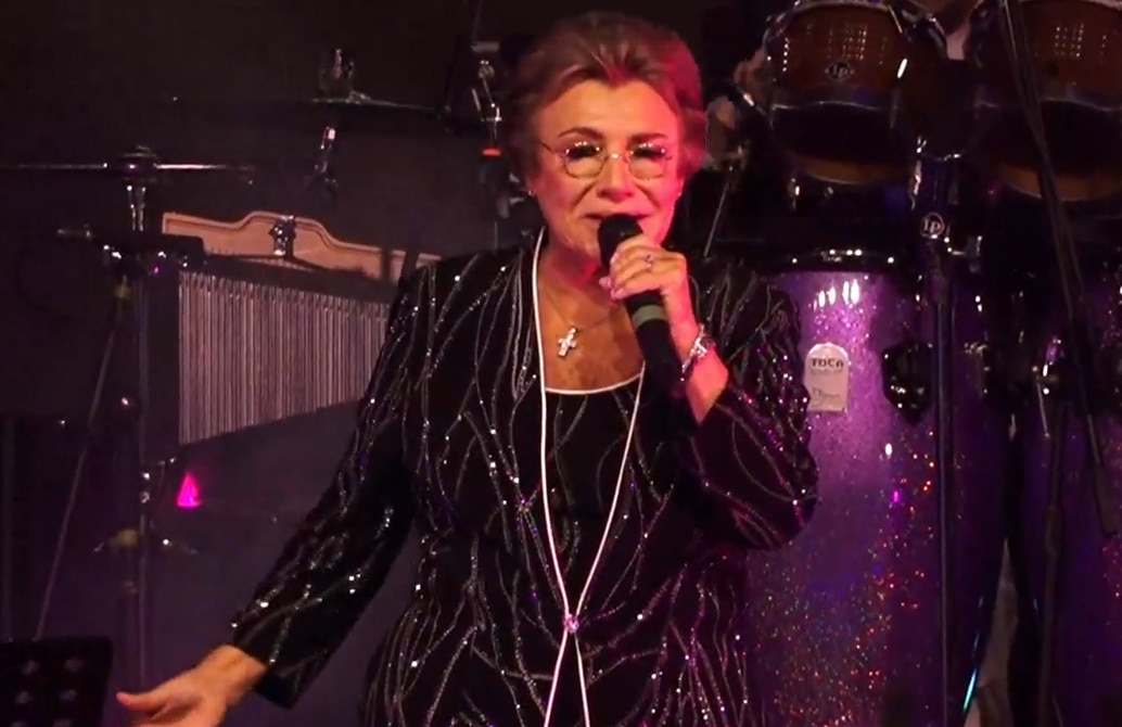 Patricia González takes a tour of her 50-year career in a virtual concert | Music | Entertainment