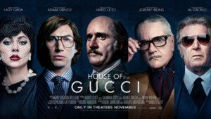 Premieres: this is the trailer for 'Gucci House', with Lady Gaga, Adam Driver and Jared Leto