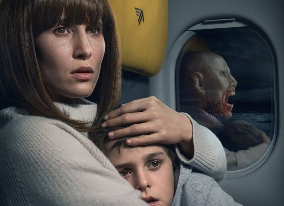 Terrifying Netflix hit combines vampires, maternal love and a plane hijack | Television | Entertainment