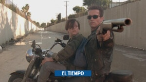 30 years since the premiere of the movie Terminator 2