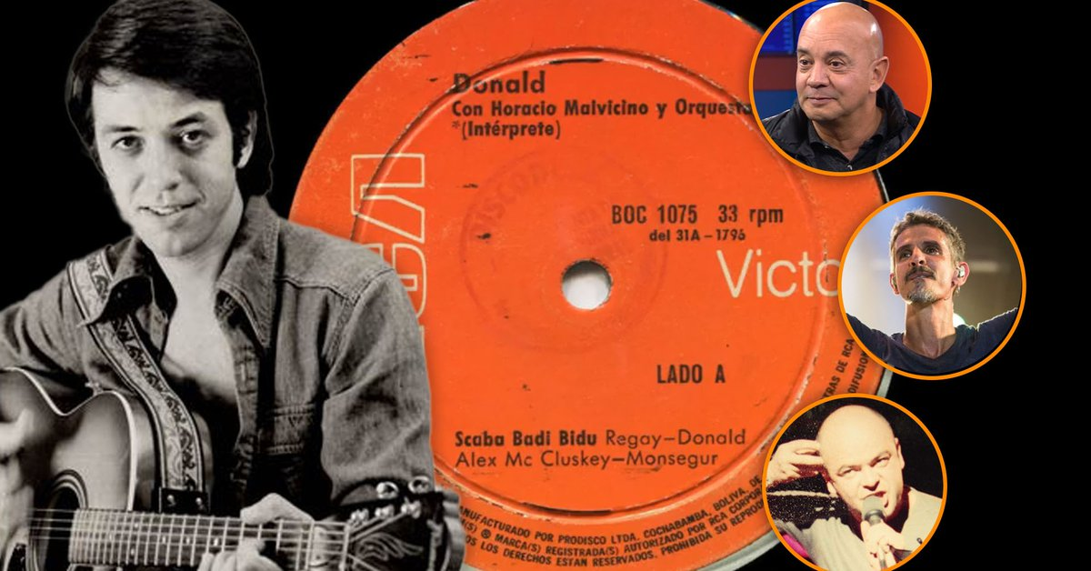 """A Jamaican rhythm """"with the smell of the sea"""" and an ear for the hit: how Donald did to record the first Argentine reggae in 1970"""
