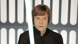 A 'youtuber' uses 'deepfake' to touch up the visual effects of Luke Skywalker in 'The Mandalorian' and impresses Lucasfilm so much that they hire him