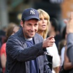 Adam Sandler and Millie Bobby Brown together on a new project?