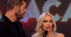 After dancing at ShowMatch Luciana Salazar accepted the challenge of