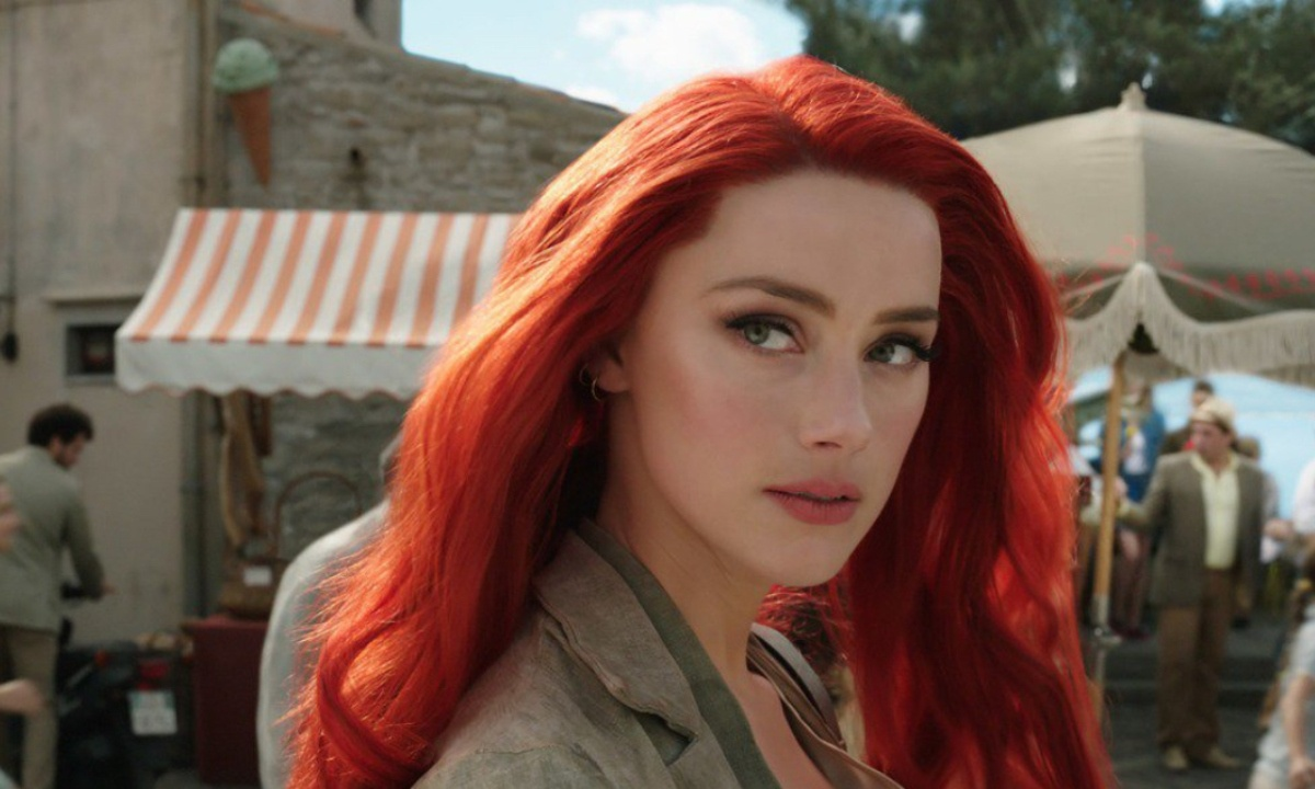 Amber Heard in Aquaman 2 producer says we will see