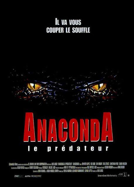Anaconda when Jennifer Lopez fought bitter teeth with a big