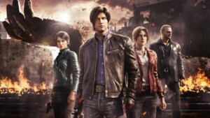 Analysis of Resident Evil: Infinite Darkness, a series that fails to infect at all