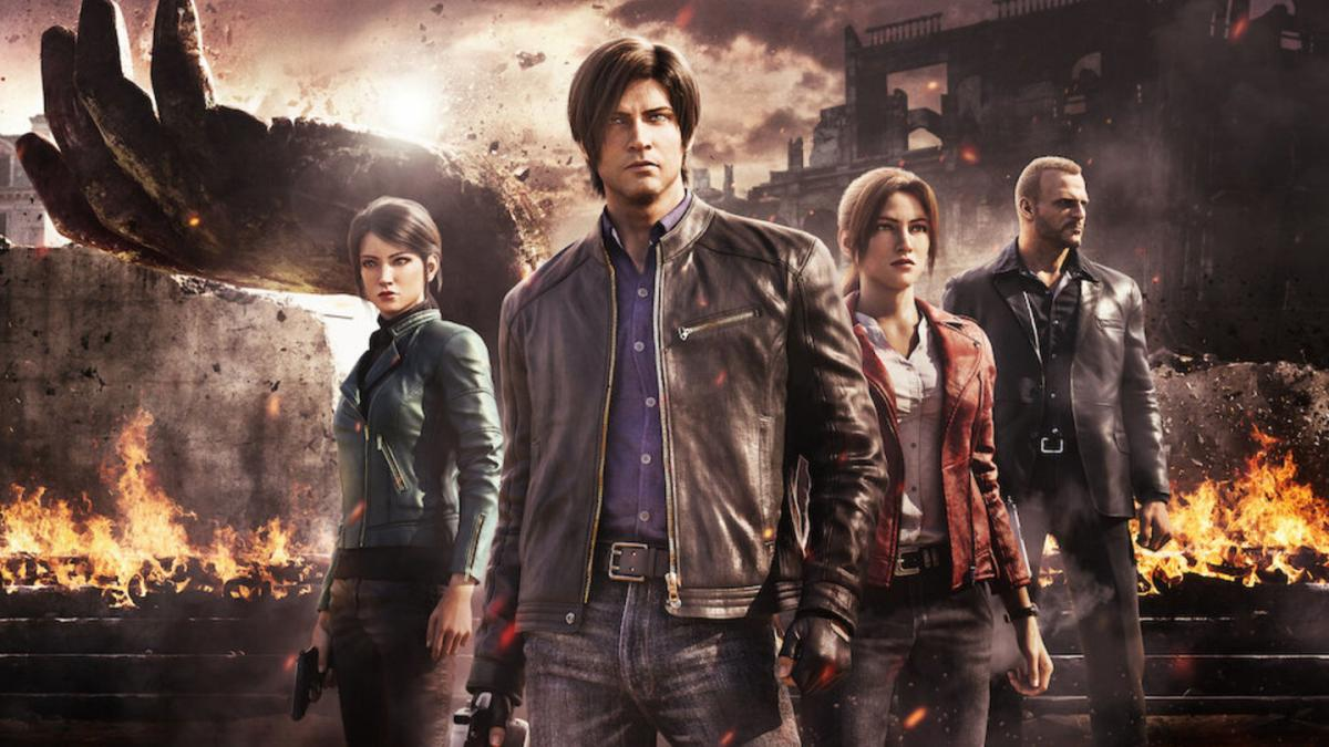 Analysis of Resident Evil Infinite Darkness a series that fails