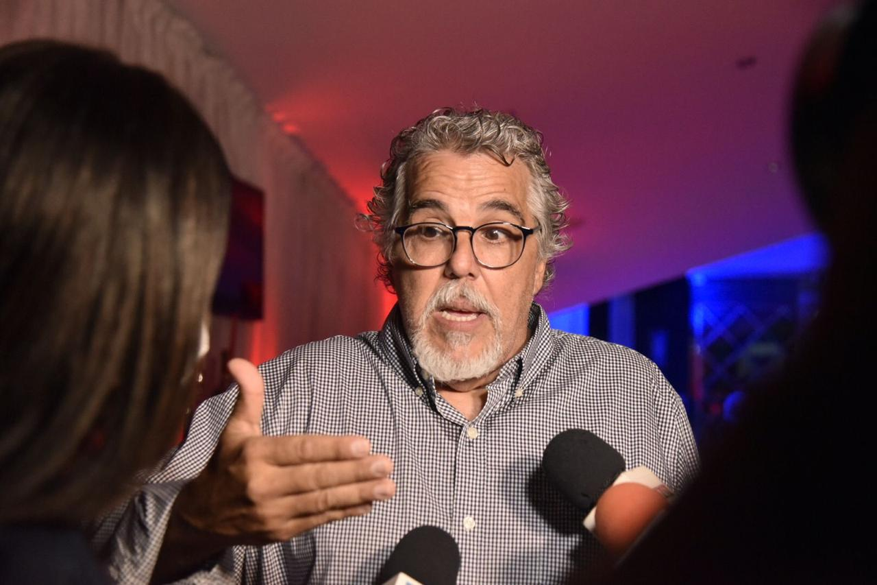 Ángel Muñiz says that movie theaters will have the luck of circuses, there will be few left