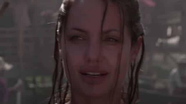 Angelina Jolie reveals why Lara Croft is called so