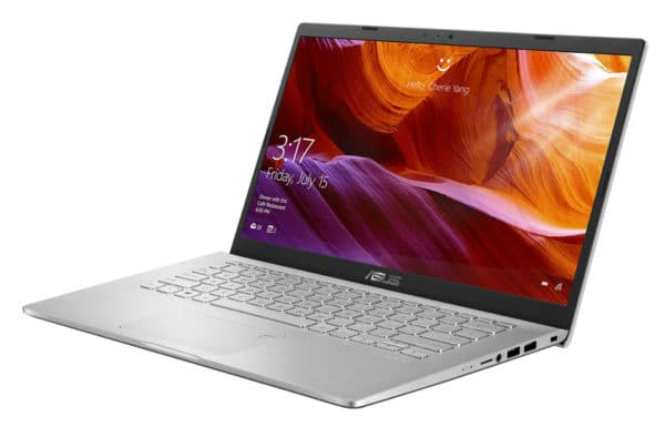 Asus R409FA-EK586T, 14 ″ Lightweight and Fast Silver Laptop PC with 512 GB SSD