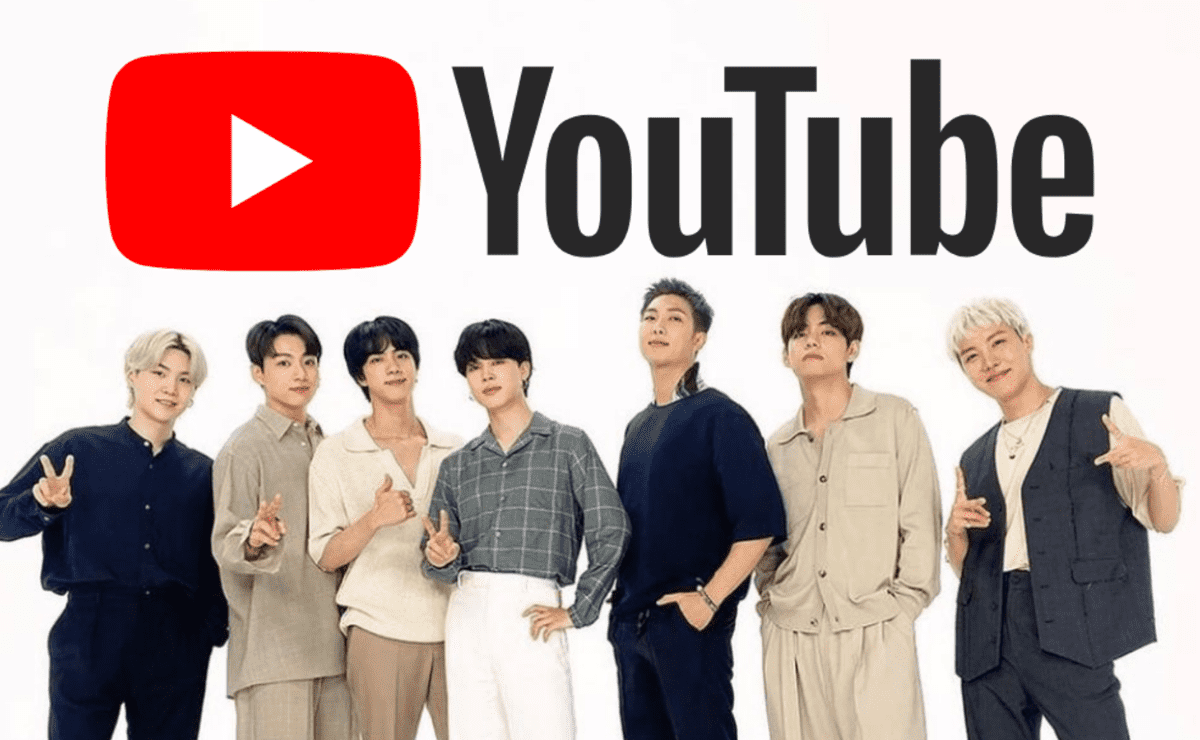 BTS: The K-pop band's official YouTube channels