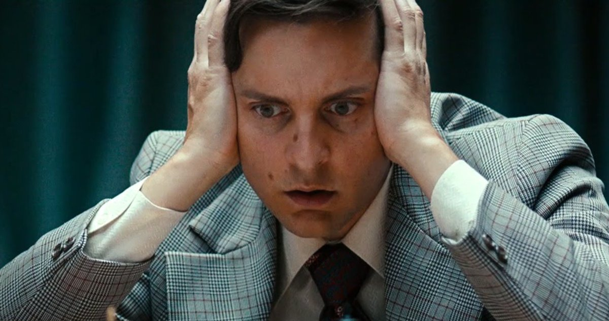 Babylon will be Tobey Maguires first screen role since 2014