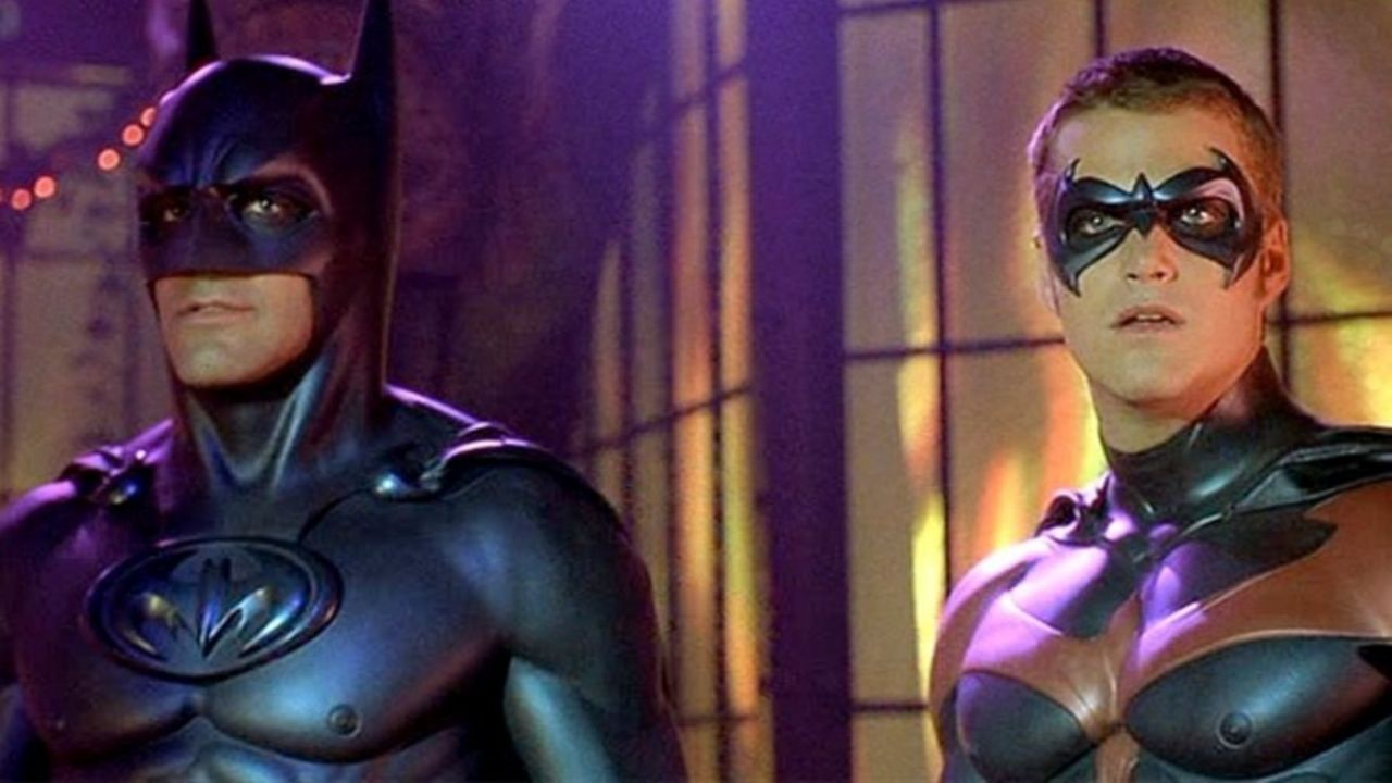 Batman Robin film for which Chris ODonnell ended up