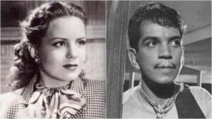Beautiful actress of the Cine de Oro had an affair with Cantinflas and it was not Miroslava Stern