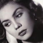 Beautiful actress of the golden age despised working in the US because she was lazy to learn English