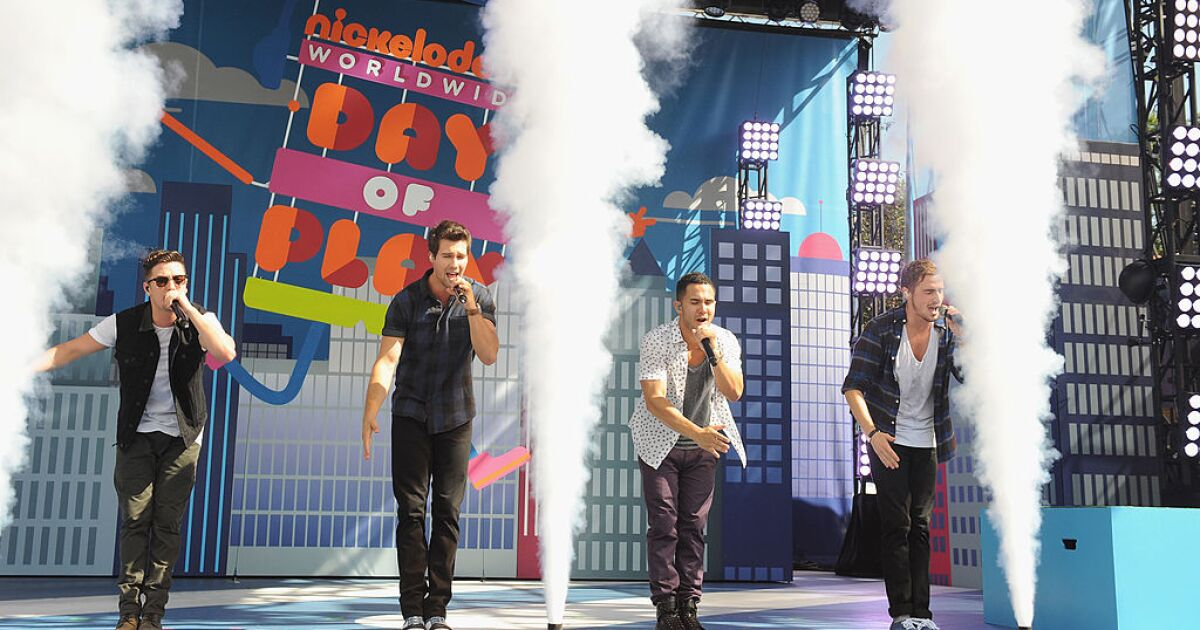 Big Time Rush announces its return: the boy band prepares concert tour