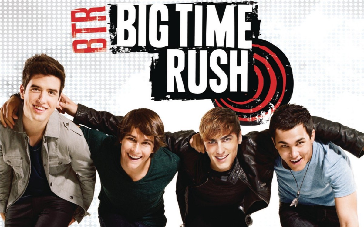 Big Time Rush is back; Announce US Concert Dates