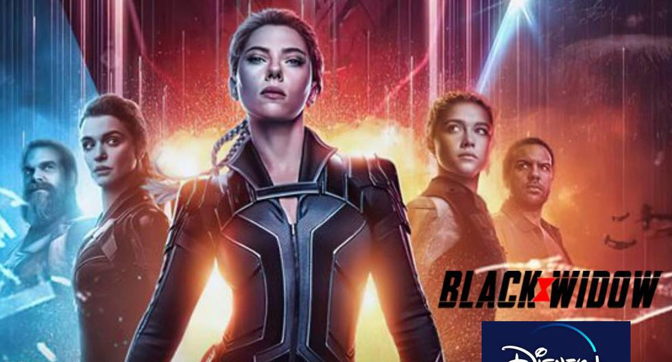 Black Widow ONLINE: 'Black Widow' Premiere Time And How To Watch It On Disney + Premier Access