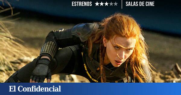 'Black Widow': spectacular action, spies, sensitivity ... and Scarlett Johansson