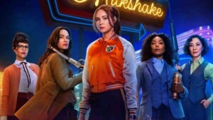 Bloody Milkshake: after Guardians of the Galaxy, Karen Gillan is a shock assassin (interview)