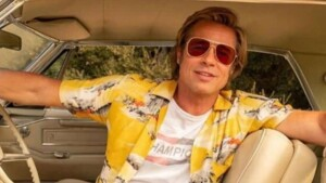 Brad Pitt Franck Dubosc dreams of changing his body with