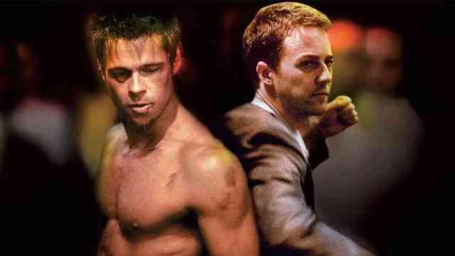 Brad Pitt return on his incredible metamorphosis in Fight Club
