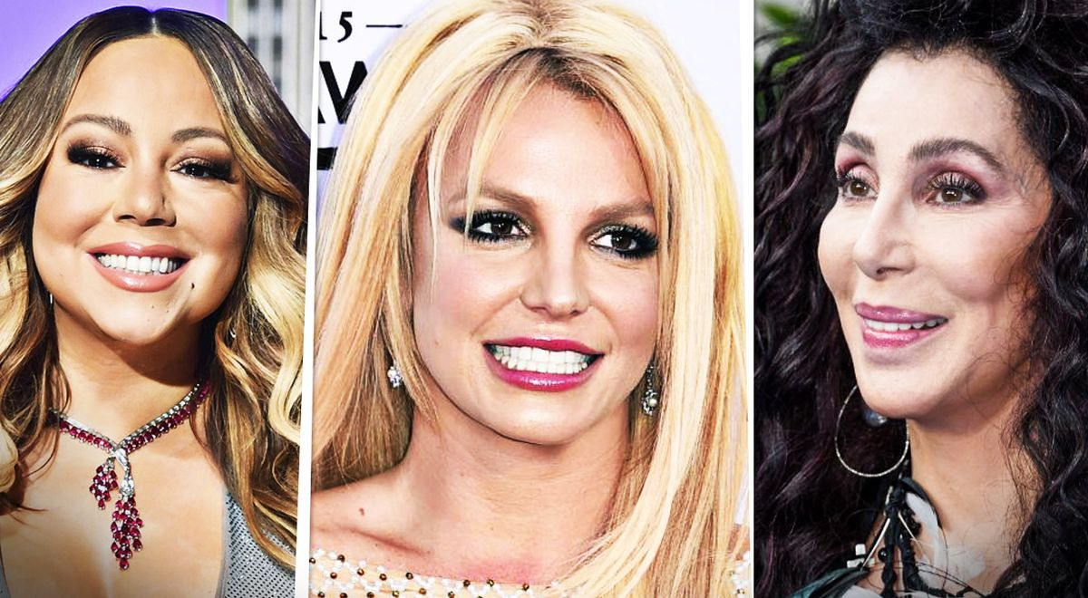 Britney Spears: Mariah Carey, Cher and more artists endorse singer after appearance