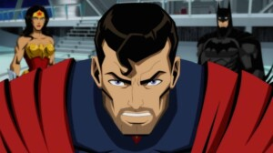 Spectacular trailer for the animated adaptation of Injustice: Gods Among Us