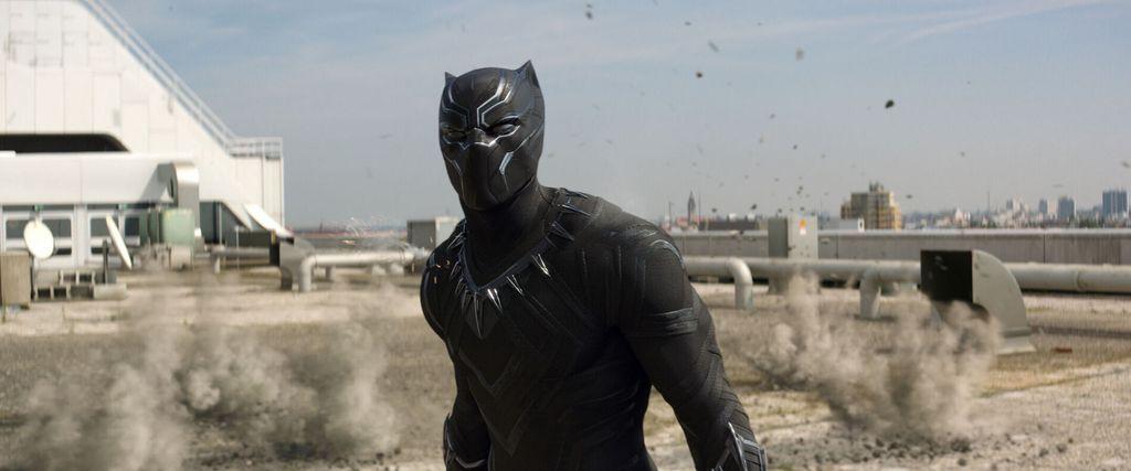 Captain America Civil War How did Chadwick Boseman prepare for
