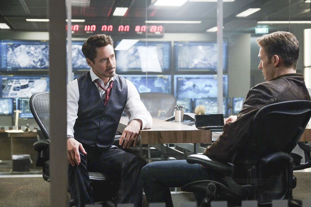 Captain America Civil War Why Did Robert Downey Jr Almost