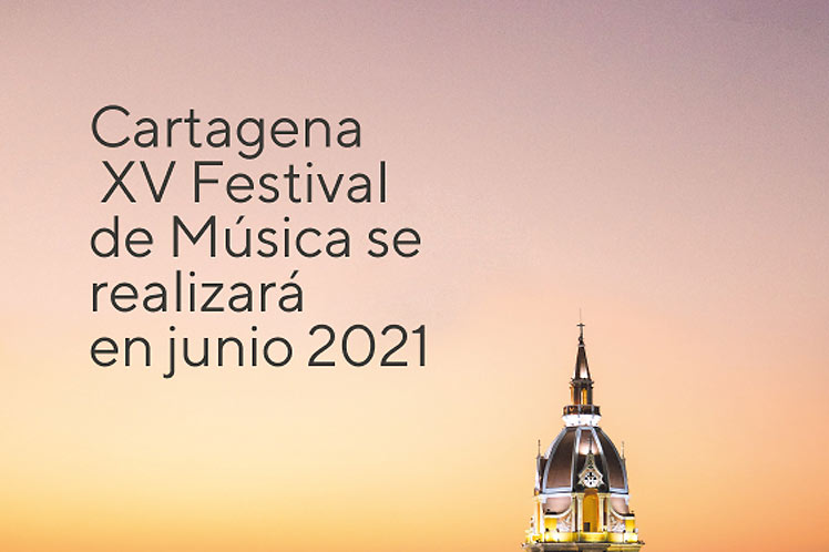 Cartagena Music Festival honors Pergolesi and Mozart