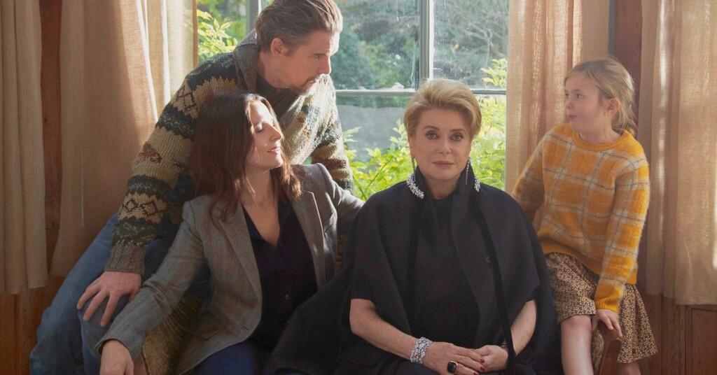 Catherine Deneuve the triumphant return of the actress beautiful as