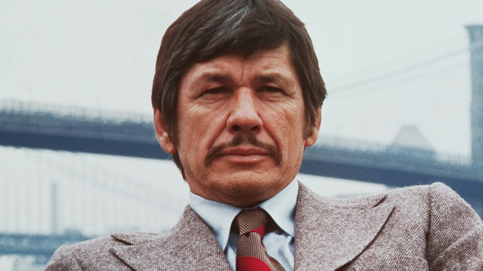 Charles Bronson, the first hard to kill | The actor who continues to influence action cinema