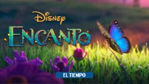 Chigüiro, protagonist in poster of Disney film about Colombia