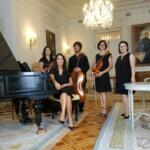 Concert by the Scherzando quartet, with the soprano Sara Castrillo, this Friday in Comillas - El Faradio | Journalism that counts