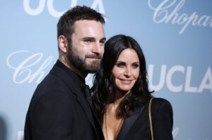 Courteney Cox who is the actress of Friends with