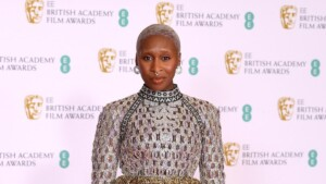 """Cynthia Erivo: """"Aretha changed the idea of what a woman is capable of doing"""""""