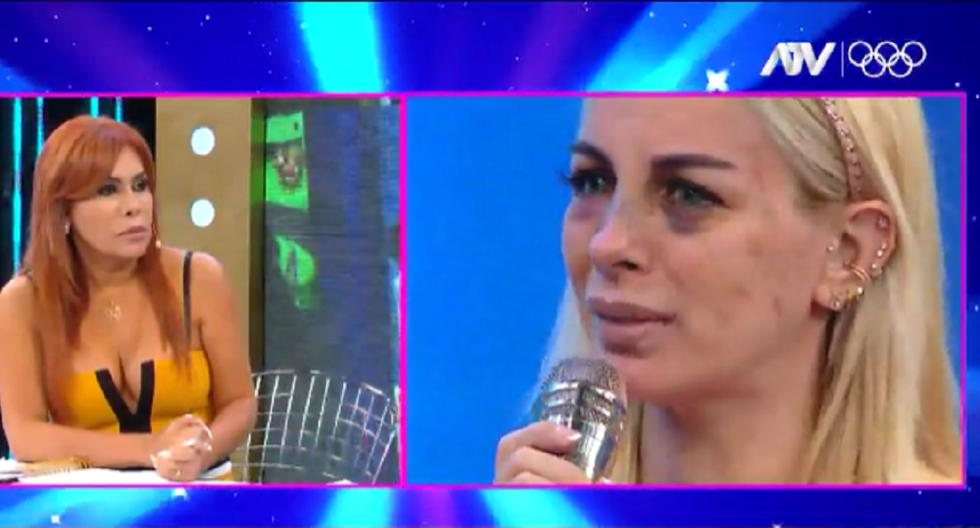 """Dalia Durán and her terrible testimony after denouncing John Kelvin: """"He forced me to have privacy"""""""
