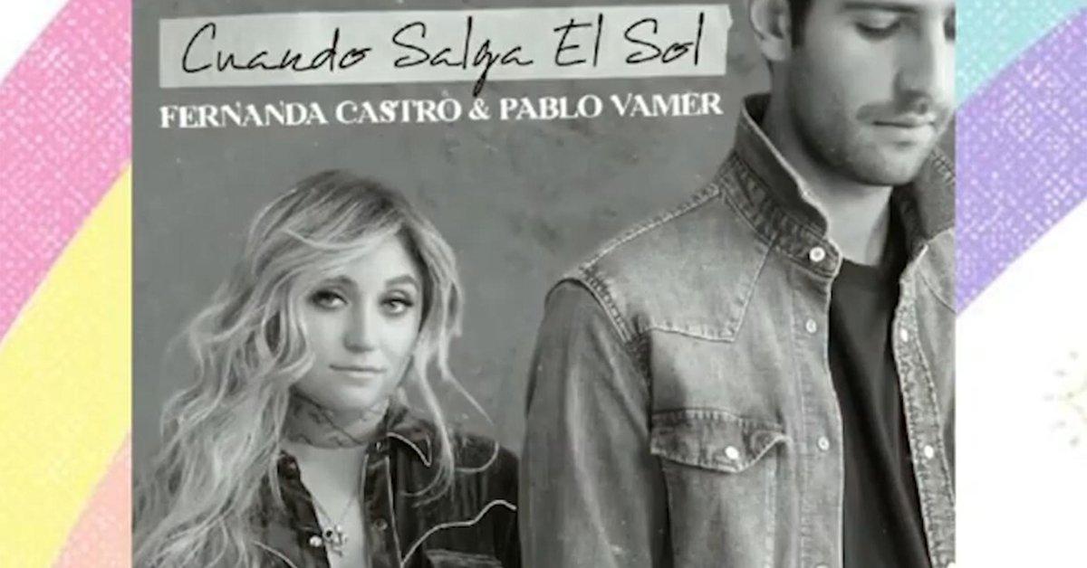 "Daughter of Angélica Rivera was launched as a singer in ""La Desalmada"""