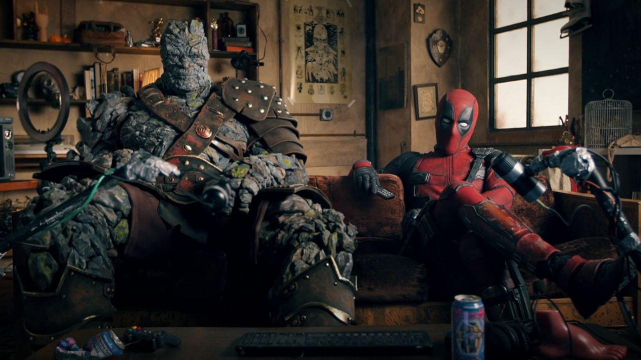 Deadpool just quietly joined the Marvel Cinematic Universe