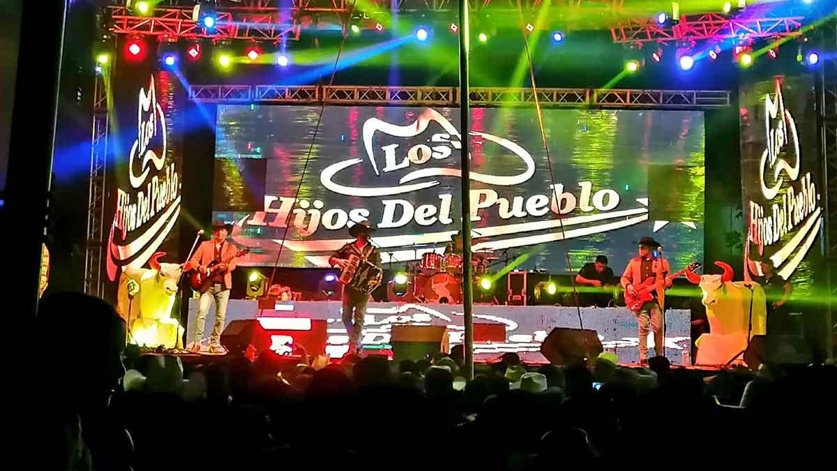 Despite the third wave of COVID Los Hijos del Pueblo