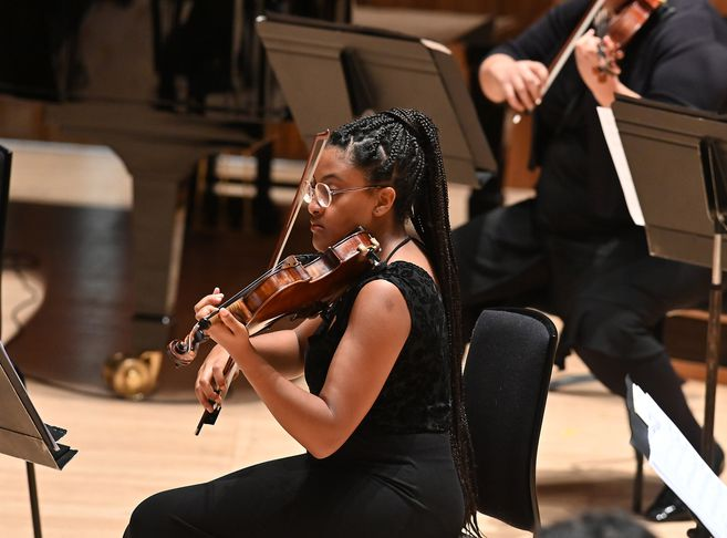 Digital Theater will broadcast a concert starring the Chineke! Orchestra