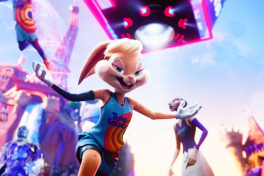 """Director of Space Jam: """"I had no idea that people would be so angry that a bunny had no breasts"""" - La Tercera"""