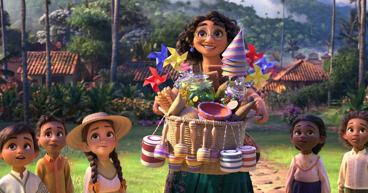"""Disney shows the first trailer of its trip to Colombia with """"Encanto"""""""