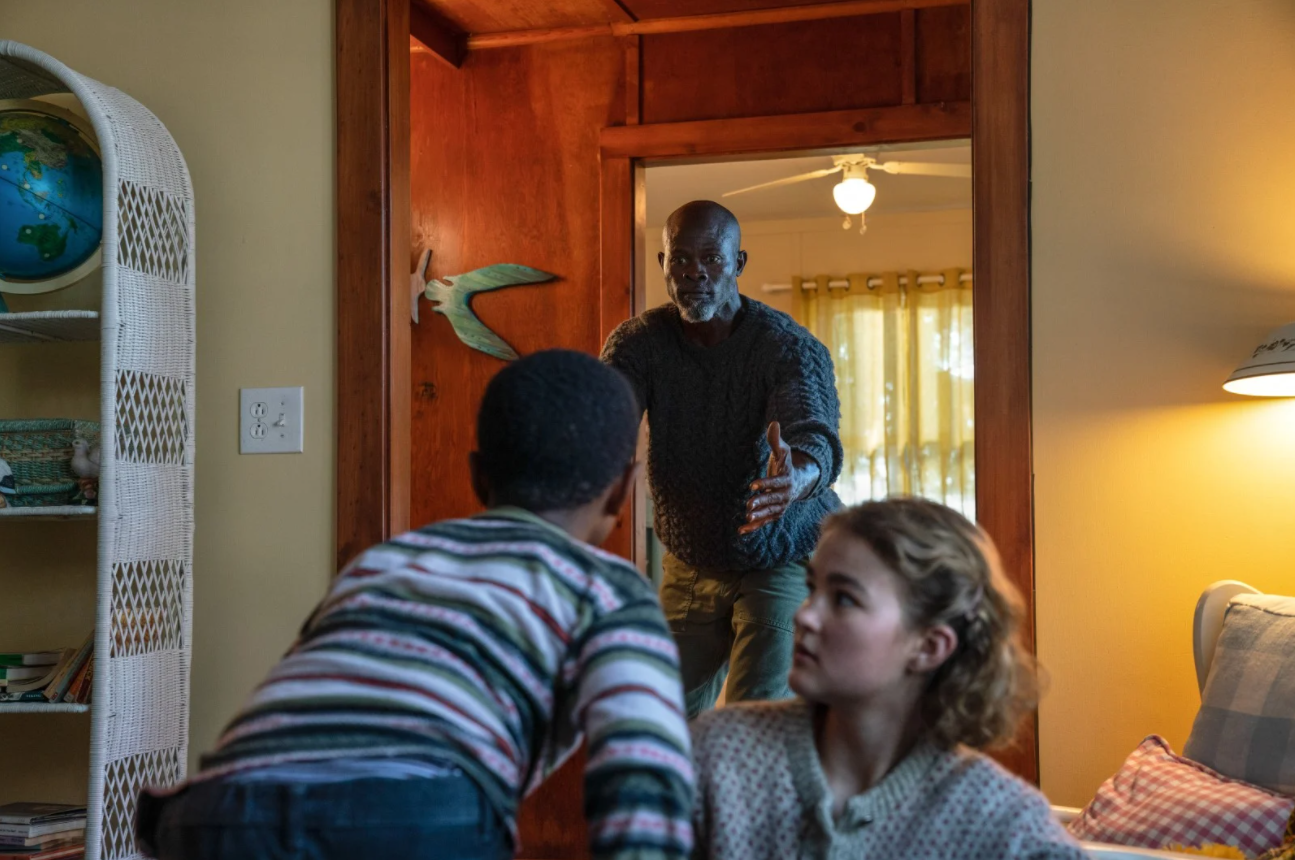 """Djimon Hounsou: """"It's time to meet again and"""" Without a noise 2 """"is the occasion for that"""" - CinéSéries"""